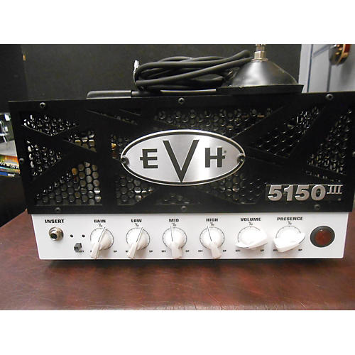 EVH 5150 III 15W Lunchbox Tube Guitar Amp Head