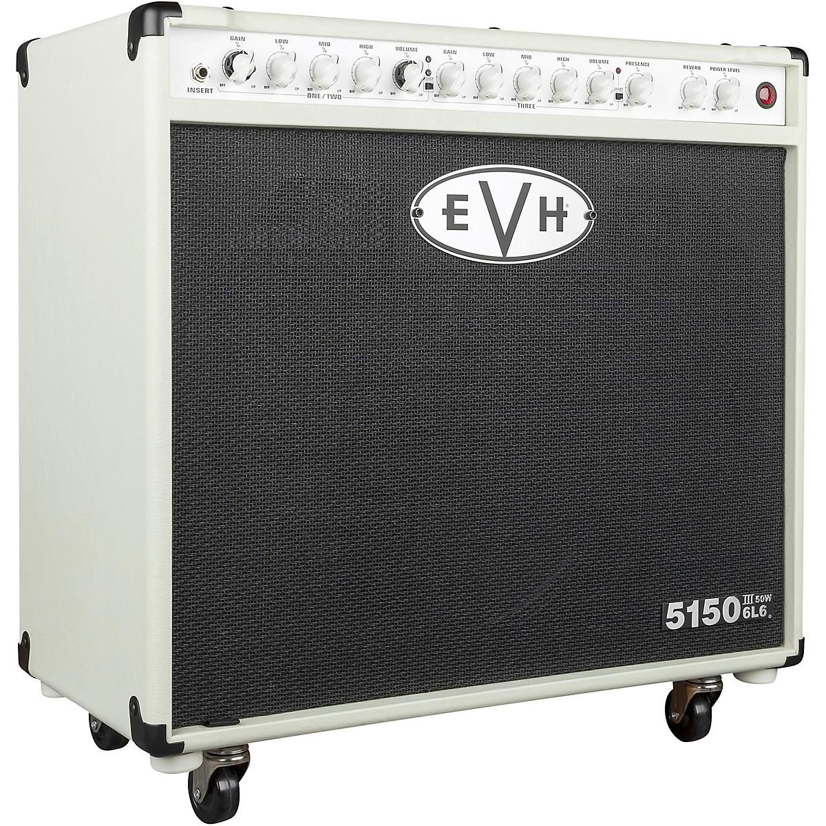 EVH 5150III 50W 1x12 6L6 Tube Guitar Combo Amp