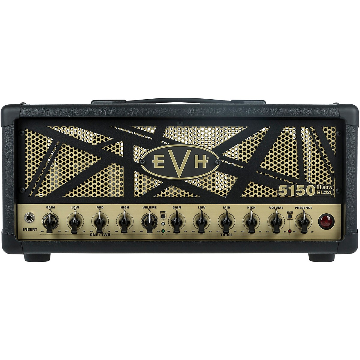 EVH 5150III 50W EL34 50W Tube Guitar Amp Head