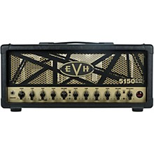 EVH 5150III 50W EL34 50W Tube Guitar Amp Head Level 1 Black