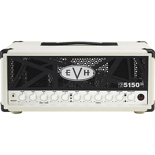EVH 5150III 50W Tube Guitar Amp Head