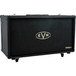 evh 5150iii el34 212st 50w 2x12 guitar speaker cabinet black guitar center. Black Bedroom Furniture Sets. Home Design Ideas