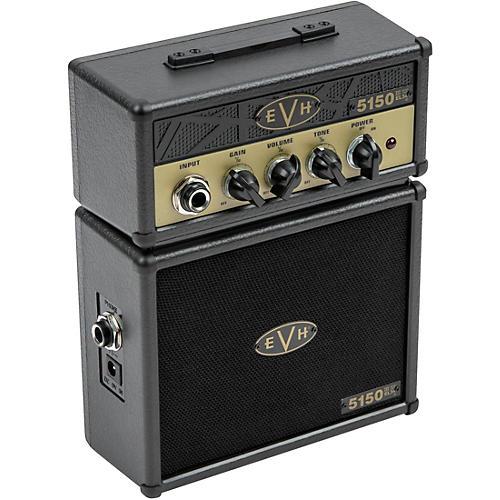 EVH 5150III Micro Stack EL34 1W 1x3 Mini Guitar Combo Amp