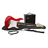Yamaha Gigmaker Eg Electric Guitar Pack Metallic Red