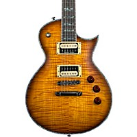 Esp Ltd Deluxe Ec-1000 Electric Guitar Amber  ...