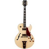 Gibson Custom 2015 L-4 Ces Mahogany Electric Guitar Natural
