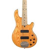 Lakland Skyline 55-01 5-String Bass Guitar Natural Maple Fretboard