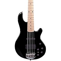 Lakland Skyline 55-02 5-String Bass Black Maple Fretboard