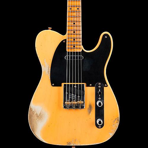 Fender Custom Shop '52 Heavy Relic Telecaster Maple Fingerboard Electric Guitar