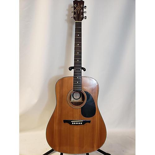 used alvarez 5212 acoustic guitar natural guitar center. Black Bedroom Furniture Sets. Home Design Ideas