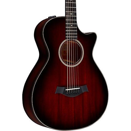 Taylor 522ce V-Class Grand Concert Acoustic-Electric Guitar