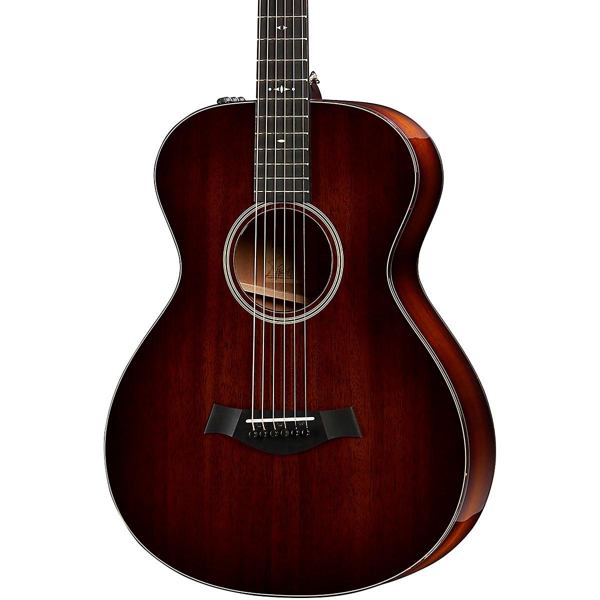 Taylor 522e 12-Fret V-Class Grand Concert Acoustic-Electric Guitar