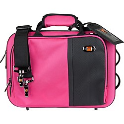 Protec Slimline Clarinet Pro Pac Case Hot Pink
