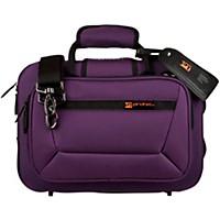 Protec Slimline Clarinet Pro Pac Case Purple