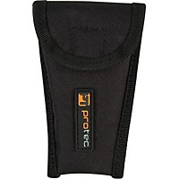 Protec A204 Large Brass Deluxe Padded Mouthpiece Pouch