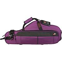 Protec Contoured Alto Sax Pro Pac Case Purple