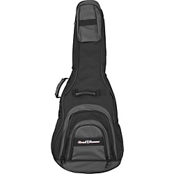 Road Runner Roadster Classical Guitar Gig Bag Black