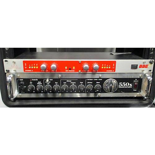 SWR 550X Bass Amp Head