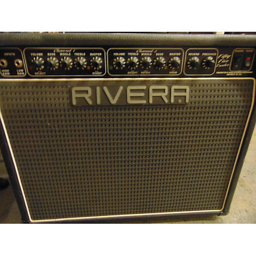 Rivera 5512 Tube Guitar Combo Amp