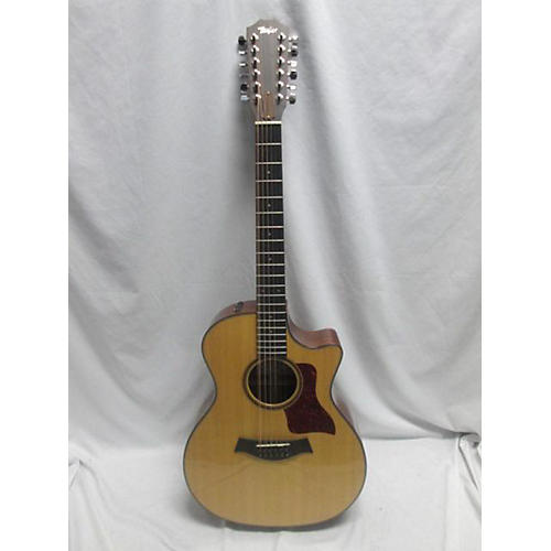 Taylor 554-CE 12 String Acoustic Electric Guitar