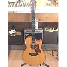 Taylor 554CE 12 String Acoustic Electric Guitar