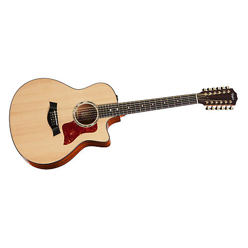 Taylor 556ce Mahogany/Spruce Grand Symphony 12-String Acoustic-Electric Guitar