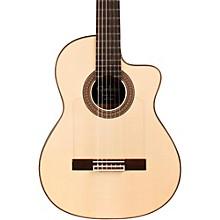 55FCE Thinbody Limited Flamenco Acoustic-Electric Guitar Level 2 Regular 190839705242