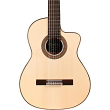 55FCE Thinbody Limited Flamenco Acoustic-Electric Guitar Level 2 Regular 190839727152