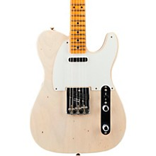 '56 Journeyman Telecaster Maple Fingerboard Electric Guitar Aged White Blonde
