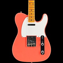 '56 Journeyman Telecaster Maple Fingerboard Electric Guitar Super Faded Aged Fiesta Red