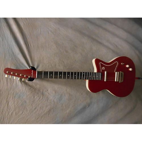 Danelectro 56 Red Solid Body Electric Guitar