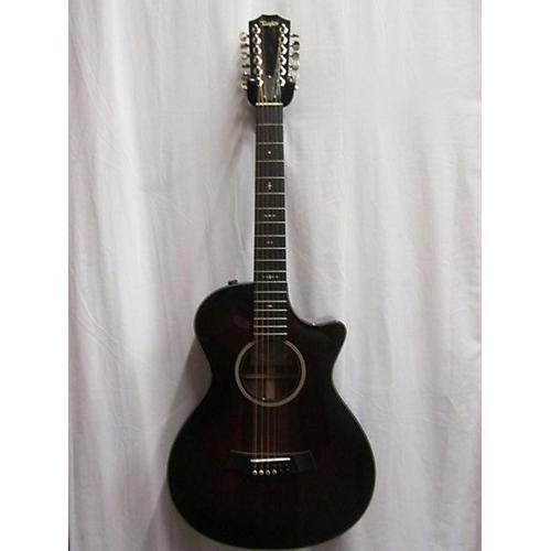 Taylor 562ce 12-Fret 12 String Acoustic Electric Guitar