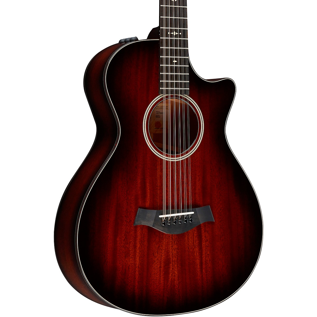 Taylor 562ce V-Class Grand Concert 12 Fret 12-String Acoustic-Electric Guitar