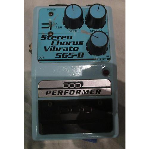 DOD 565-B Stereo Chorus Vibrato Effect Pedal