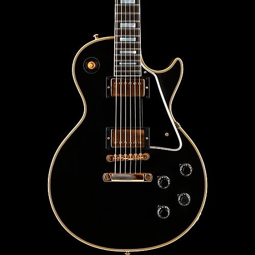 Gibson Custom '57 Les Paul Custom VOS Electric Guitar