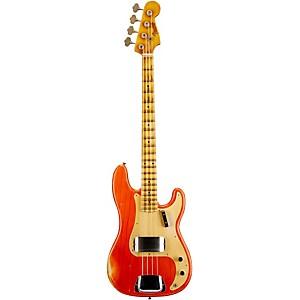Click here to buy Fender Custom Shop '57 Precision Bass Relic Masterbuilt by John Cruz by Fender Custom Shop.