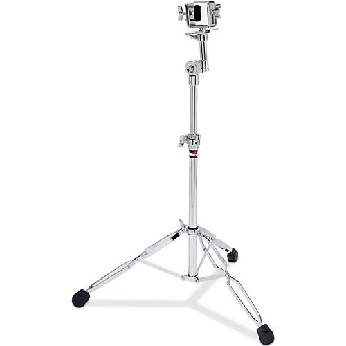 Gibraltar 5716 Medium Double-Braced Bongo Stand with Adjustable Clip Mount