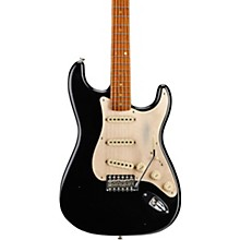 58 Special Stratocaster Journeyman Relic with Closet Classic Hardware Limited Edition Electric Guitar Aged Black
