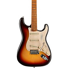 58 Special Stratocaster Journeyman Relic with Closet Classic Hardware Limited Edition Electric Guitar Chocolate 3-Color Sunburst