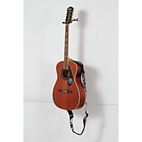Fender Tim Armstrong Hellcat Left-Handed Acoustic-Electric Guitar Natural
