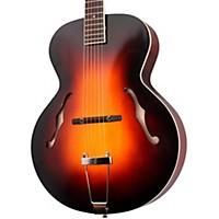 The Loar Lh-600 Archtop Acoustic Guitar Vintage Sunburst
