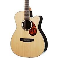 Voyage-Air Guitar Premier Series Vaom-2C Full-Size Folding Orchestra Model Acoustic Guitar Natural