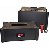 Gator Roto Mold Amp Case For 2X12 Amps Purple Granite