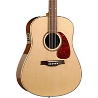 Seagull Maritime Sws High Gloss Qi Acoustic-Electric Guitar Natural