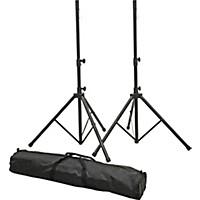 Proline Plsp1 Speaker Stand Set With Bag  ...