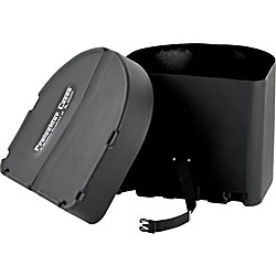 Protechtor Cases Protechtor Classic Bass Drum Case 18 X 14 In. Black