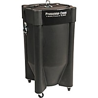 Protechtor Cases Protechtor Classic Conga Case With Wheels Black