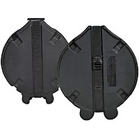 Protechtor Cases Protechtor Elite Air Bass Drum Case 20 X 16 Black
