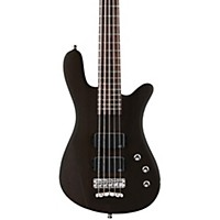 Warwick Rockbass Streamer Standard 5-String Electric Bass Guitar Nirvana Black Oil