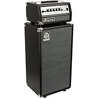 Ampeg Micro-Vr Bass Amp Head And Svt210av  ...
